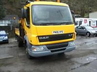 DAF TRUCKS FA LF45.150 TIPPER