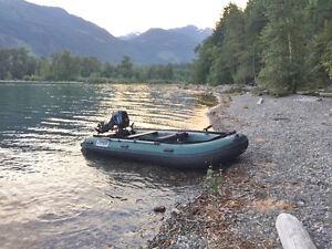 NEW* 2016 Stryker Ranger JET - Premium Inflatable Boat - LOADED
