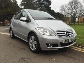 2009 Mercedes Benz A Class A160 BlueEFFICIENCY Avantgarde SE 5dr 5 door Hatch...