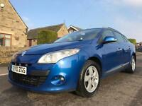 2010 10 RENAULT MEGANE 1.5 DCI DYNAMIQUE 5DR TOM TOM ESTATE