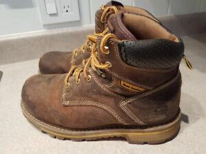 Men's 6'' Quad Comfort Steel Toe Composite Plate Work Boot