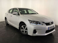 2013 63 LEXUS CT 200H S AUTOMATIC HYBRID 1 OWNER SERVICE HISTORY FINANCE PX