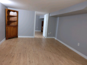 All-inclusive One Bedroom Basement Apartment w/WiFi