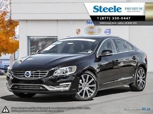 2016 Volvo S60 T6 VEP AWD