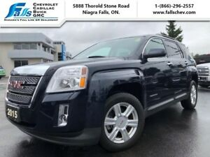 2015 GMC Terrain SLT  SUNROOF,LEATHER,NAV,POWER LIFTGATE