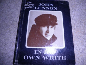 "book by John Lennon ""In His Own Write"""