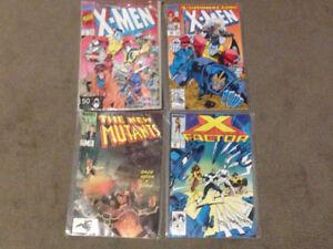 Marvel - X-Men, X-Factor & New Mutants Collection