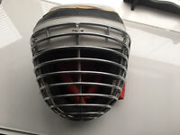 Playwell full contact Escrima kendo head gear