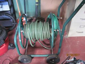 wheelbarrow 50 hose reel 40