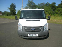 2010 Ford Transit 2.4TDCi Duratorq LOW MILES 19K HIGH PREASURE INDST STEAM WASH