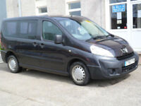 Peugeot Expert Tepee Comfort 1.6 HDi Wheelchair Accessible Vehicle 2010