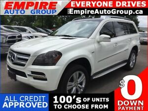 2011 MERCEDES-BENZ GL-CLASS GL350 * BLUETEC * AWD * LEATHER * NA