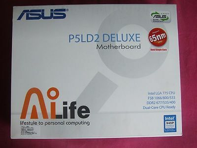 ASUS p5ld2 deluxe 945P   (by EMS or DHL  90days Warranty) (Asus P5ld2 Deluxe Motherboard)