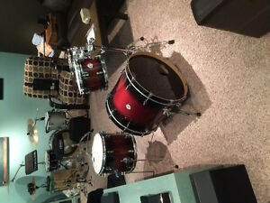 PDP Platinum Series Drums