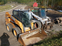 SKIDSTEER, MOBILE WELDING AND TRUCKING SERVICES!!!