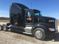 Immediate Opening in Flatbed Division
