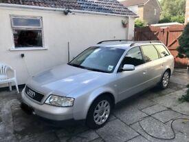 Audi A6 Estate 2.5 Diesel