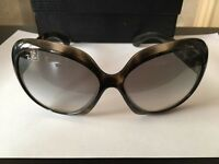 Ray Ban sunglasses Jackie Ohh ll for women with case