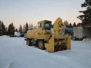 SMI Snow Blower ,  Reefer Trailers , And Trucks