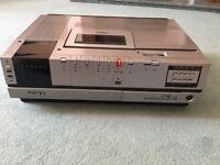 Sony SL C5UB Betamax Player