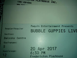 Bubble Guppies Live at the Playhouse