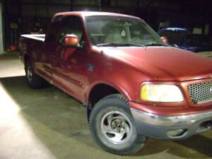 !!! ALL PARTS AVAILABLE 2001 FORD F-150 4X4 !!!
