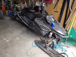 Yamaha Apex Turbo and Supercharged TRADE