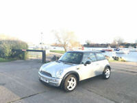 2003 Mini Cooper 1.6 3 Door Hatchback White