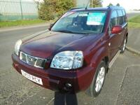 NISSAN XTRAIL DIESEL 4X4 MANUAL 5 DOOR