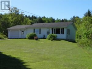 Home in a private setting, attached garage, large kitchen!!