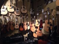 Black Friday Weekend Sale at The Guitar Corner!