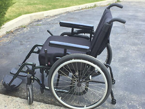 Wheel chair in good condition