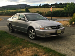 2003 Acura 3.2TL Type S   - very low mileage!