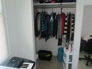 FEMALE ROOMMATE WANTED AT TWO BEDROOM APARTMENT Windsor Region Ontario image 2