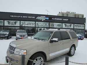 2007 Lincoln Navigator Ultimate SUV, 2yr warranty included