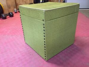 Ottoman/LP holder
