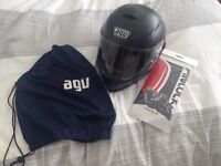 AGV k3-Sv helmet