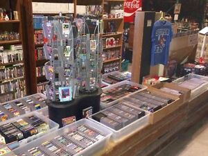 MASSIVE RETRO VIDEO GAME ETC SALE OTTERVILLE SAT OCT 22!