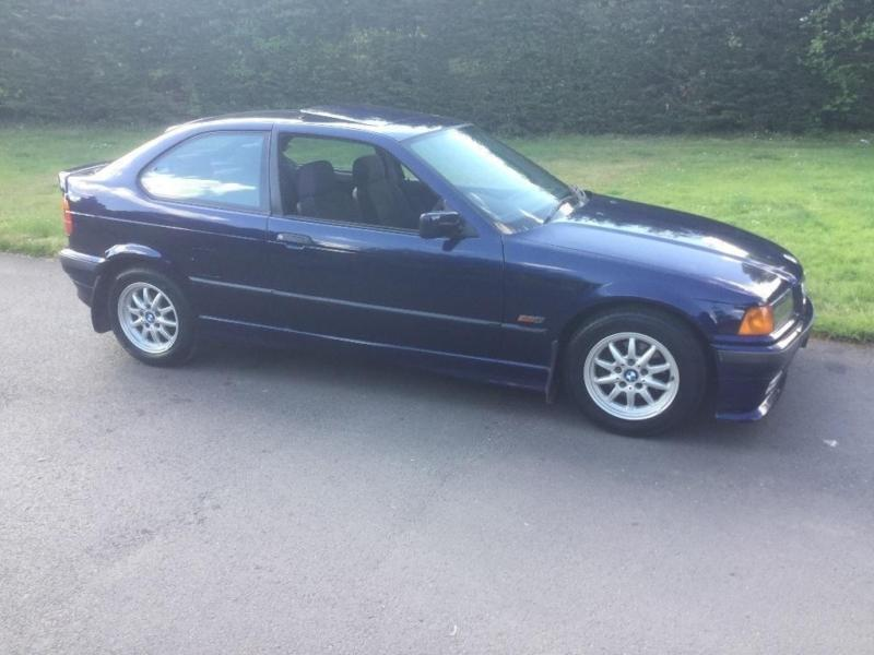 1996 BMW 3 SERIES 318ti Sport Compact 3dr