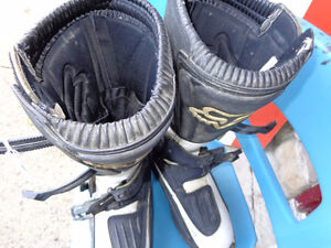 Motocross boots in 12   recycledgear.ca Kawartha Lakes Peterborough Area image 7