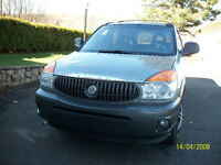 2003 Buick Rendezvous grey SUV, Crossover