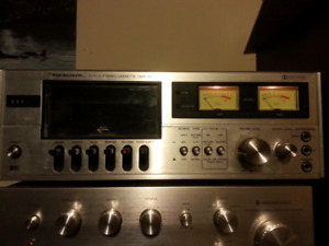 Realistic SCT-11 Stereo Cassette Deck parts or repair