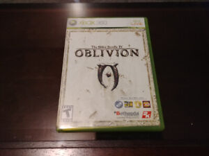The Elder Scrolls 4: Oblivion for XBox 360