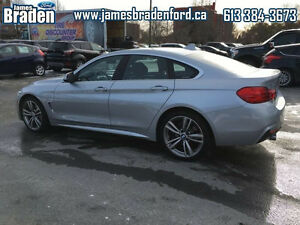 2015 BMW 4-Series 435i Gran Coupe xDrive Sedan-ONE OWNER-LOW KM