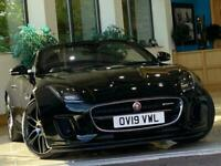 2019 Jaguar F-Type V6 R-DYNAMIC Auto Convertible Petrol Automatic