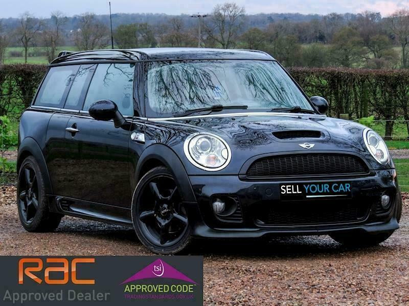 Mini Mini Cooper S Clubman Estate 16 Manual Petrol In Buntingford