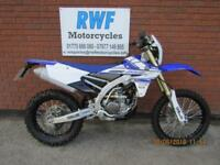 Yamaha WR250 F, 2016 MODEL, 66 REG, MINT COND ONLY 1 OWNER & 631 MILES FROM NEW