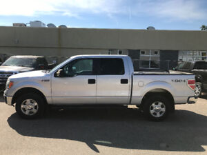 2010 Ford F-150 SuperCrew XLT Pickup Truck (((PRICED TO SELL)))