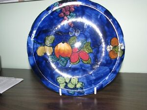 S. Hancock & Sons, Titian Ware and Rubenware Plates,Vintage