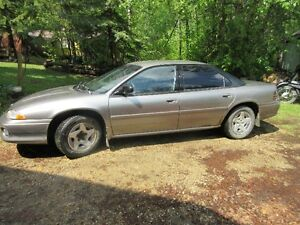 1997 Chrysler Intrepid grey Sedan